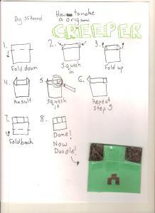 Creeper Instrux